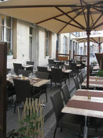 Traditional french food a la table du bon roi stanislas - Rue gustave simon nancy ...
