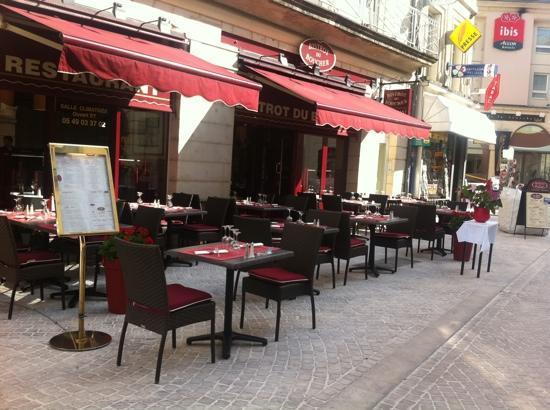 Restaurant Les Agapes Saint Palais