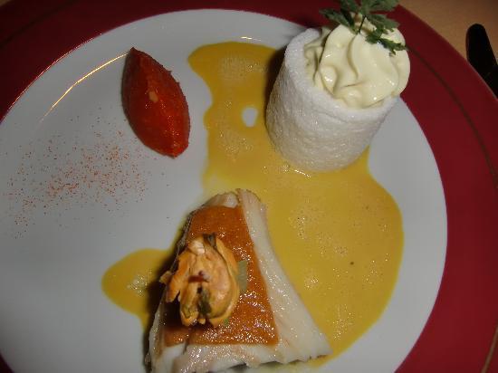 Restaurant Saint Valentin Chinon