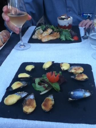 Traditional French Food L Ambroisie Collioure