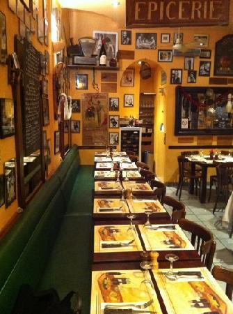 Traditional French Food Le Chenin Paris Ile De France
