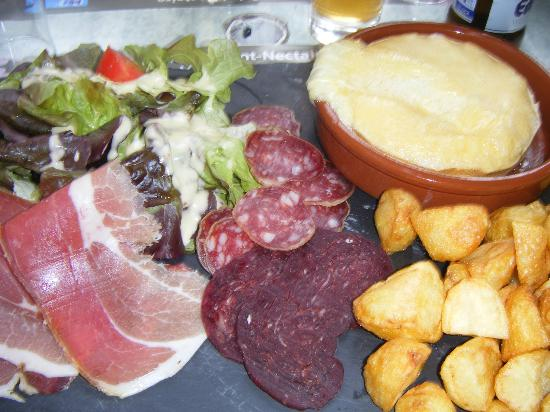 Auvergne food and drink for Auvergne cuisine