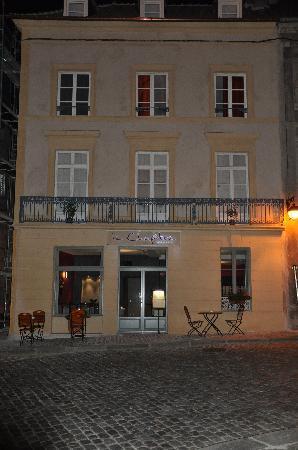 Restaurant le Chapitre
