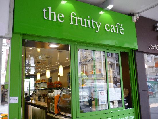 The Fruity Cafe